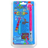 Rainbow Loom Metal Hook Pink
