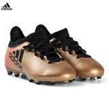 adidas Performance Black, Gold and Red X 17.3 Firm Ground Football Boots