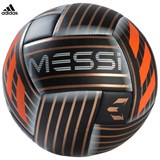 adidas Performance Black and Gold Messi Football