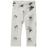 Sproet and Sprout Cream Marl Jellyfish Leggings