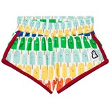 Boys & Girls Multicoloured Lolly Print Shorts