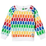 Boys & Girls Multicoloured Lolly Print Jumper
