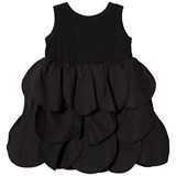 The Tiny Universe All Black The Tiny Circles Dress