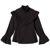 How To Kiss A Frog Mazi Blouse Black