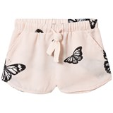How To Kiss A Frog Pink Butterfly Dee Shorts