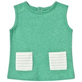 Blune Pomme Tank Top With Patch Pockets