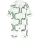 Reima Pale Mint Fleece Coverall