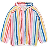 Noe & Zoe Berlin Multi Coloured Stripe Windbreaker