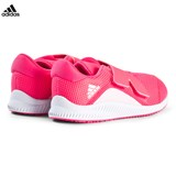 adidas Performance Pink FortaRun Velcro Infants Trainers