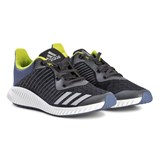 adidas Performance Grey and Silver FortaRun Trainers