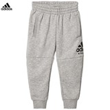 adidas Performance Grey Boys Branded Sweatpants