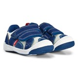 Reima Navy Blue Toddler Trainers