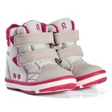 Reima Grey and Pink Reimatec® Boots