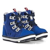 Reima Electric Blue Lace Up Reimatec® Boots