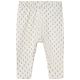 Wheat Ivory Silas Anchor Print Pants