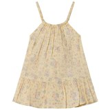 Wheat Yellow Sand Stella Dress