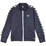 Hummel Blue Night Cooper Zip Jacket