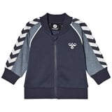 Hummel Blue Night Sawyer Zip Jacket