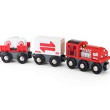 BRIO World Cargo Train