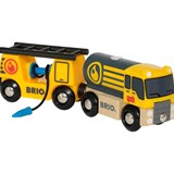 BRIO World Tanker Truck with Wagon