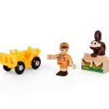 BRIO World Safari Worker Play Kit