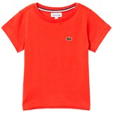 Lacoste Red Classic T-Shirt