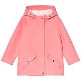 Cyrillus Pink Hooded Parka