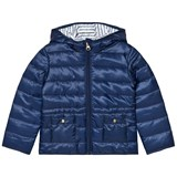 Cyrillus Navy Padded Jacket