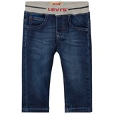 Levi's Dark Wash Pull Up Jeans
