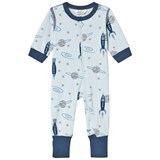 Joha Blue Spaceride Baby Nightsuit