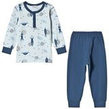 Joha Blue Spaceride Pyjamas Set