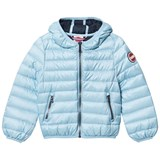 Colmar Ice Blue Padded Lightweight Infants Hooded Jacket
