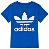 adidas Originals Blue Logo T-Shirt