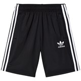 adidas Originals Black Branded Shorts