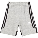 adidas Performance Grey Boys Colour Block Sweatpants
