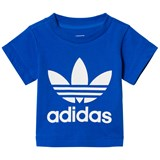 adidas Originals Blue Logo Infants Tee