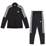 adidas Performance Black Boys Tiro Tracksuit