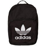 adidas Originals Black Logo Backpack