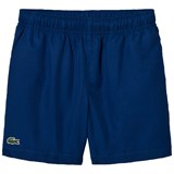 Lacoste Blue Diamond Weave Classic Tennis Shorts