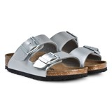 Birkenstock Silver Arizona Regular Fit Sandal