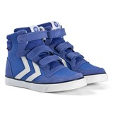 Hummel Amparo Blue Victory Junior Trainers