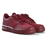 Nike Red Nike Air Force 1 Trainers