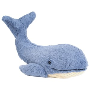 Jellycat Wilbour Whale One Size