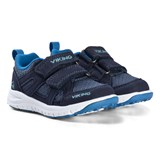 Viking Navy and Royal Blue ODDA Trainers