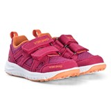 Viking Fuchsia and Orange ODDA Trainers
