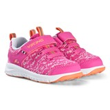 Viking Fuchsia and Orange Veil Trainers