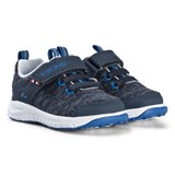 Viking Navy and Royal Blue Veil Trainers