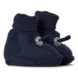 Mikk-Line Wool Baby shoes Blue Nights