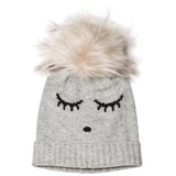Livly Grey Cashmere Hat