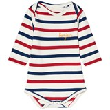 Maison Labiche Blue, Red and White Striped